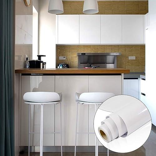 Kitchen Cabinet Wallpaper Amazon