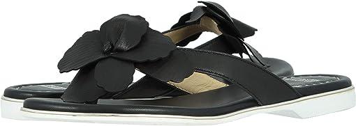Black Glover Leather