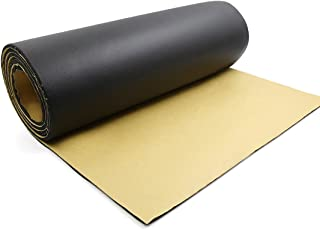uxcell 394mil 10mm 32.29sqft Car Floor Tailgate Sound Insulation Deadener Mat 118