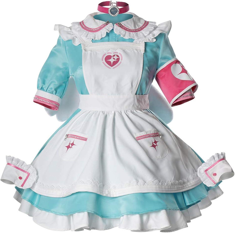 MingoTor The Idolmaster Cinderella Girls Yumemi Riamu Cosplay Kostüm Damen S