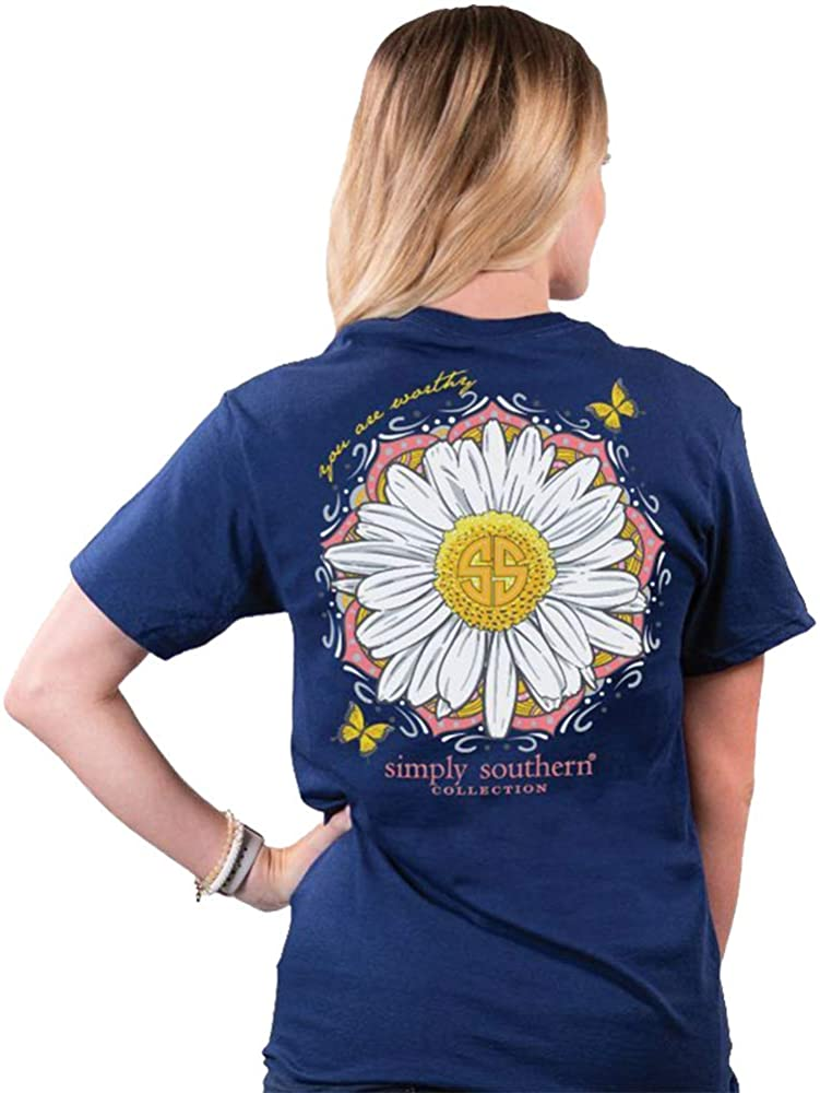 Simply Southern You are Worthy Short Sleeve T-Shirt