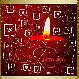 Je t'aime parce que...: Livre d'amour à Remplir avec les 20 Raisons pour Lesquelles Vous Aimez Votre Partenaire | Cadeau Personnalisé à Offrir pour la ... Noel | Cadeau Romantique pour Homme ou Femme