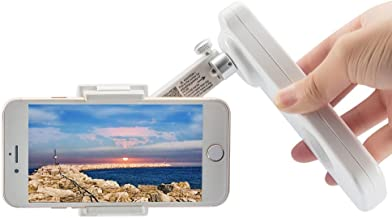 Smartphone Gimbal X-CAM SIGHT2 Handheld Stabilizer for Smartphone Include iPhone7/7 Plus/Samsung/Galaxyand/Huawei/Xiaomi,2 Axis Folding Gimbal Phone Gimbal or iPhone Gimbal