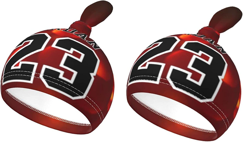 Jordan Basketball 23 Michael Infant 2pcs Adjustable Lowest price challenge C Hat Beanie Challenge the lowest price