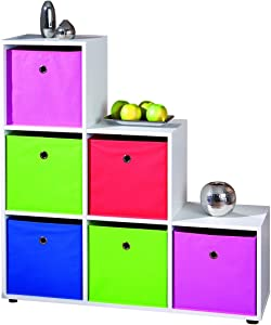 Links 13500200 Cadore - Organizador (6 Cajones), color blanco
