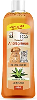 iCA chp24Shampoo Anti Tears with Aloe Vera for Dogs and Cats