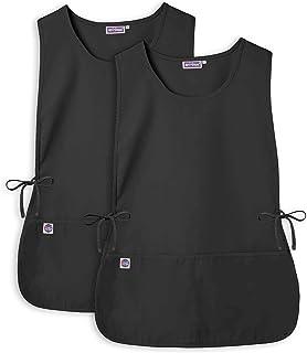 Sivvan Unisex Cobbler Apron (2 Pack) - Adjustable Waist Ties, 2 Deep front Pockets
