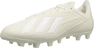adidas Men's X 18.4 Firm Ground Soccer Shoe