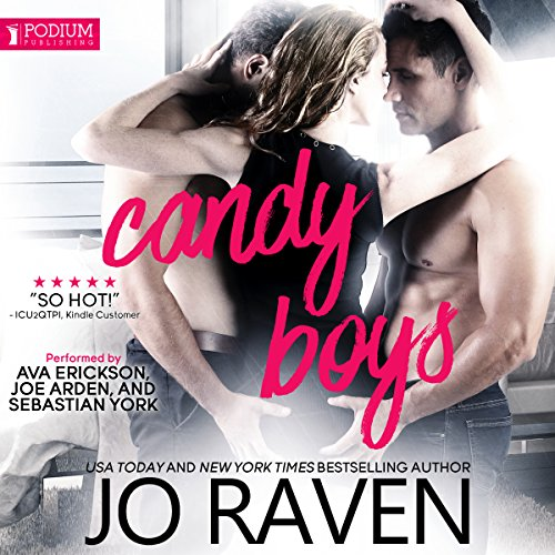 Candy Boys cover art
