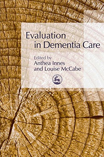 61gKeXORxcL - Evaluation in Dementia Care