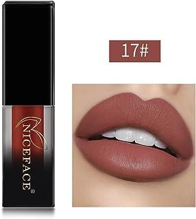 ReooLy New Lip Lingerie Matte Liquid Lipstick Waterproof Lip