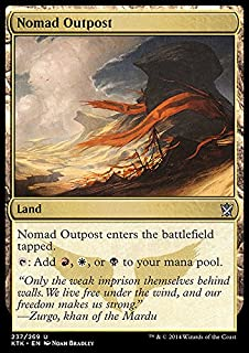 Magic: the Gathering - Nomad Outpost (237/269) - Khans of Tarkir