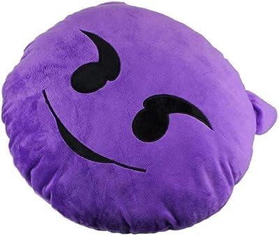 Amazon.com: Rivet Mid-Century Round Velvet Throw Pillow - 16 ...