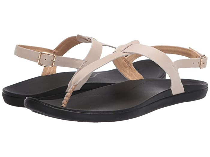 'Ekekeu  Shoes (Tapa/Black) Women's Sandals