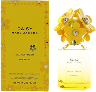 Marc Jacobs Daisy Eau So Fresh Sunshine For Women EDT 75ml Limited Edition
