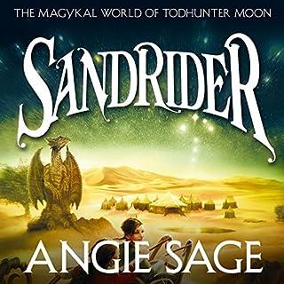 Sandrider cover art