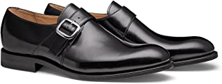 MORAL CODE The Daxton: Hand Crafted Men's Leather Monk Strap Formal Dress Shoe