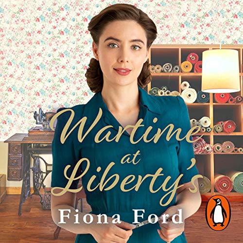Wartime at Liberty's cover art