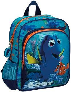 2662151 Finding Dory Mochila Infantil, 6.44 litros, Color Azul