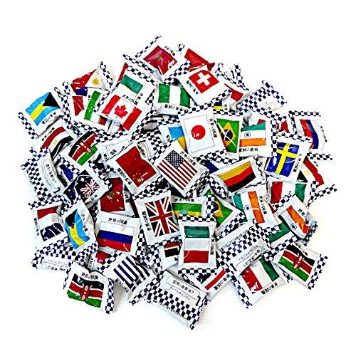 キッコー製菓 世界の国旗キャンディ 1kg