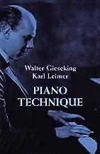 Best piano technique walter gieseking Reviews