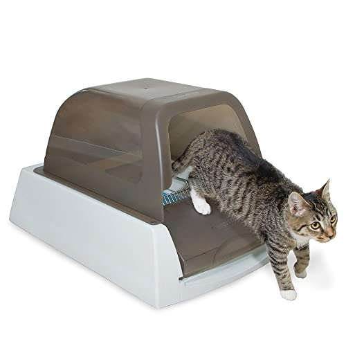 Extra Large Cat Litter Box Covered: Amazon com
