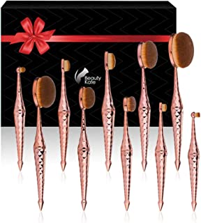 Best spoon shaped makeup brush set Reviews