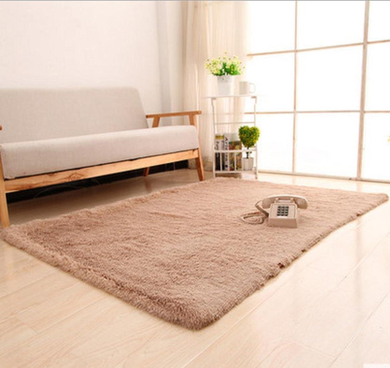 Waschbar Super Soft Silky Haar Teppich Teppich Teppich Nachttisch Piaoya Tür Matten, 9, 80  200 B06XWV2XW5 abc758