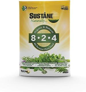 Sustane 82420lb Fertilizer, 20-Pound, Brown