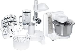 Bosch 博世 mum4856eu 食物处理器, 白色, 600?W