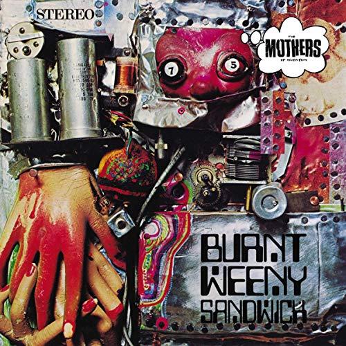 Burnt Weeny Sandwich (1970)(180 Gr.Mastered By Bernie Grundman)
