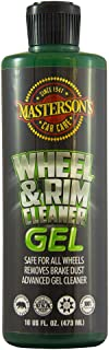 Masterson's Car Care MCC_107_16 Wheel & Rim Cleaner Gel (16 oz)