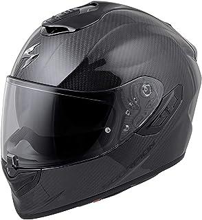 Scorpion ST1400 Carbon Helmet (Medium) (Black)