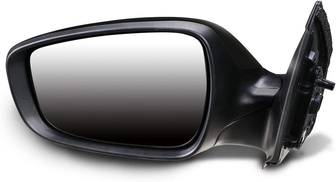 DNA MOTORING OEM-MR-MA1320180 Factory Style Powered+Heated+Turn Signal Left Side Door Mirror