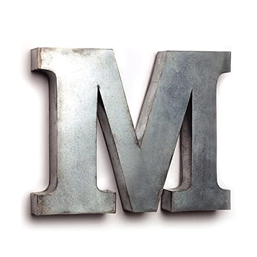Letter M Wall Decor Amazon Com