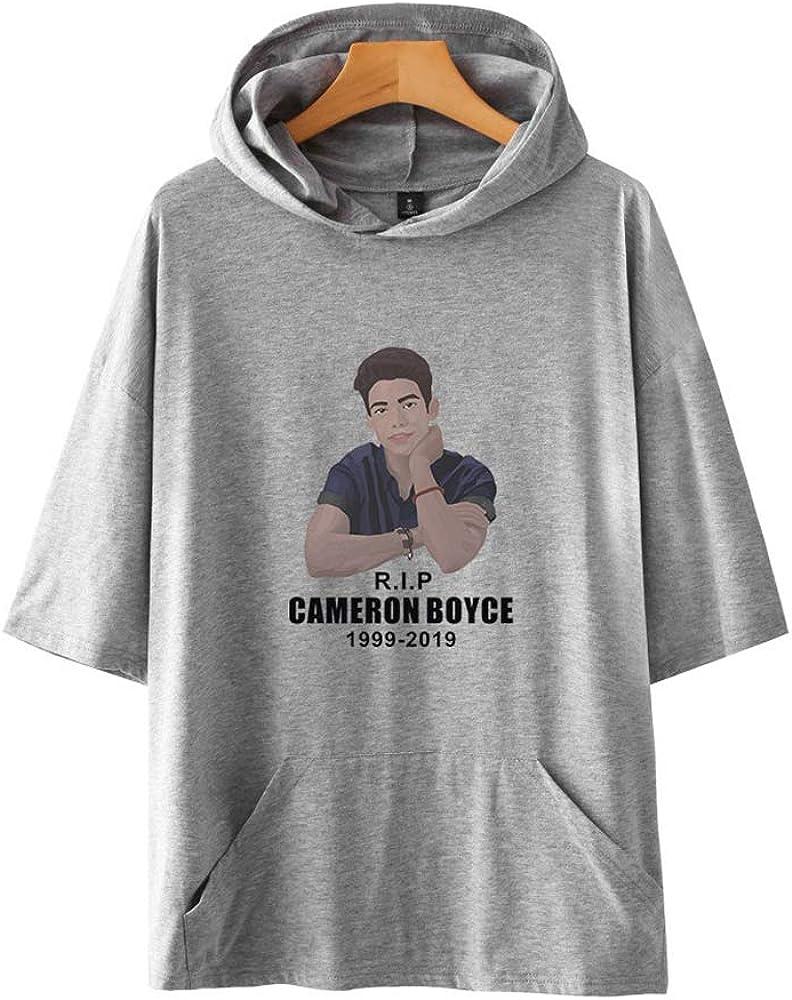 Cameron Boyce R.I.P 1999-2019, Sudadera con Capucha Unisex ...