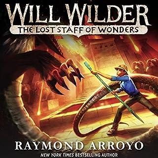 Page de couverture de The Lost Staff of Wonders