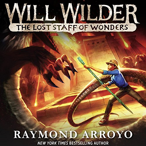The Lost Staff of Wonders cover art