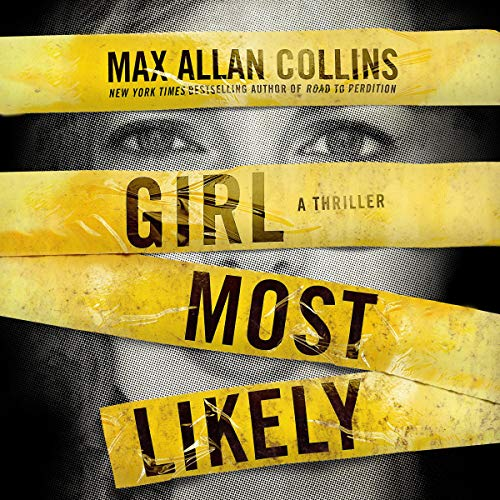 Girl Most Likely audiobook cover art