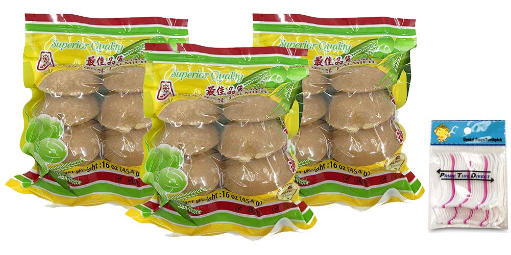 JHC Pure Palm Sugar 16 Oz Bundle Direct Pack with 3 PrimeTime Finally popular price brand