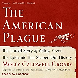 The American Plague audiobook cover art