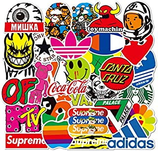 Laptop Stickers for Skateboard Guitar Travel Case Graffiti Sticker Door Luggage Car Bike Bicycle Waterproof