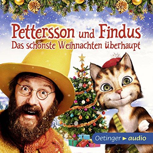 Das schönste Weihnachten überhaupt (Pettersson und Findus 2) audiobook cover art