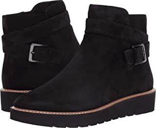 Womens Aster Leather Closed Toe Ankle Fashion Boots