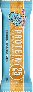 Blue Dinosaur Blue Dinosaur Protein Salted Caramel Bar (Pack of 12)