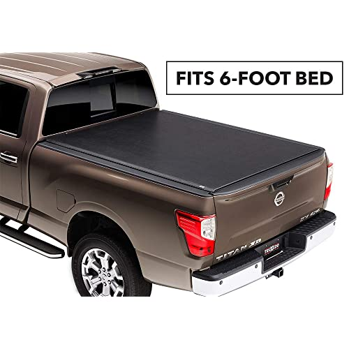 TruXedo Lo Pro - International Soft Roll-up Truck Bed Tonneau Cover | 584101 |