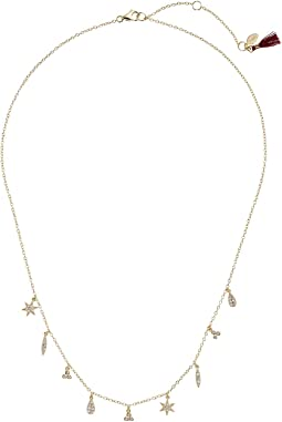 SHASHI - Tori Charm Necklace