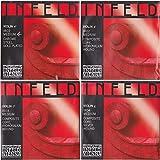 Immagine 1 un violino rosso infeld medio