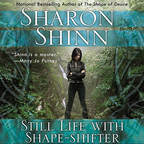 Still Life with Shape-Shifter audiobook cover art