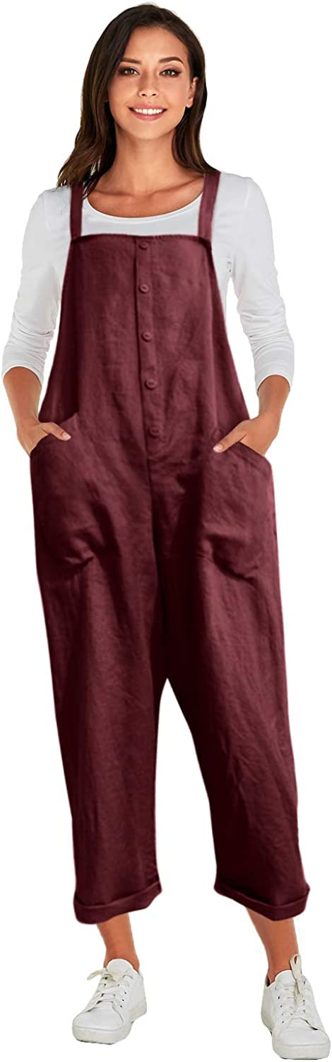 Celmia Women's Mail order Strappy Jumpsuits Japan Maker New Overalls Wid Harem Casual Pants